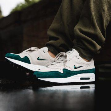 Nike Air Max 1 Premium SC «Jewel» (Atomic Teal / White): моя прелесть