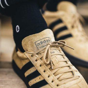 adidas Tobacco (Brown/Red brown): дают прикурить