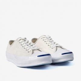 Converse Jack Purcell Signature OX White Nubuck (151446C-100)