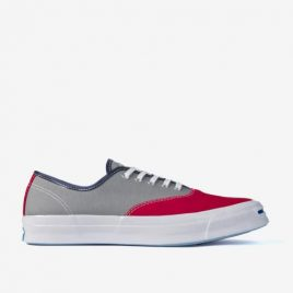 Converse Jack Purcell Signature OX CVO Crimson/Dolphin (151456C)