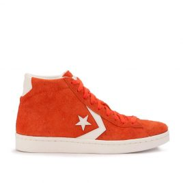 Converse CONS Pro Leather 76 Mid «Heritage Suede Pack» (Fire) (155338C-620)