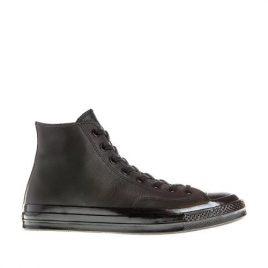 Converse CTAS '70 Hi Black Mono Leather (155454C-001)