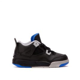 "Nike Air Jordan IV ""Game Royal"" TD (Schwarz / Royal Blau) (308500-006)"