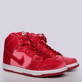 Nike Dunk SB High Red Velvet (313171-661)