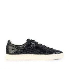 PUMA Clyde Snake Black/White (363247-01)