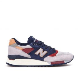 New Balance M 998 CSU Made in USA (Grau / Blau) (580721-60-12)