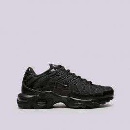 Nike Air Max Plus TN Triple Black (604133-050)