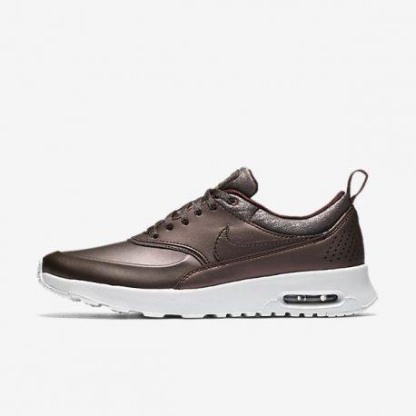 Nike WMNS Air Max Thea PRM (Metallic Mahogany) (616723-900)