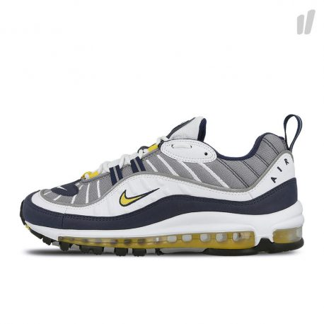 Nike Air Max 98 OG (2018) Tour Yellow 2018 (640744-105)