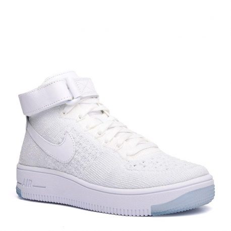 Nike WMNS Air Force 1 Flyknit (818018-100)