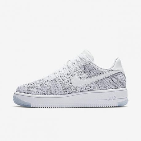 Nike Air Force 1 Flyknit Low (820256-103)