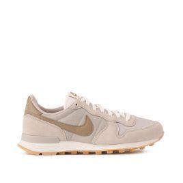 Nike WMNS Internationalist (Hellgrau / Khaki) (828407-012)