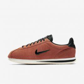 Nike Cortez Basic Jewel (Dusty Peach / Schwarz) (833238-200)
