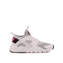 Nike Huarache Run Ultra GS (Weiß / Pink) (847568-100)