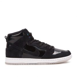 Nike SB Zoom Dunk High Pro «Iridescent» (Schwarz) (854851-001)