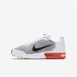 Беговые кроссовки для школьников Nike Air Max Sequent 2 (869993-100)