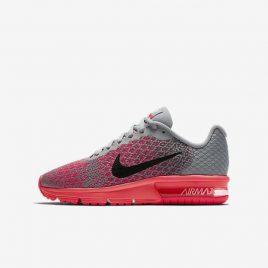 Беговые кроссовки для школьников Nike Air Max Sequent 2 (869994-003)