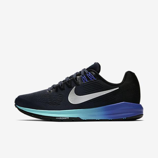 Женские беговые кроссовки Nike Air Zoom Structure 21 (904701-401 ... 8cd43dbc89f