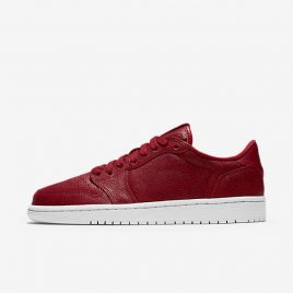 "Jordan Women's Air Jordan 1 Retro Low ""No Swoosh"" (AH7232-623)"