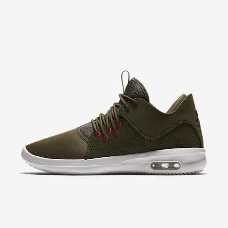Nike Air Jordan First Class (Oliv / Weiß) (AJ7312-205)