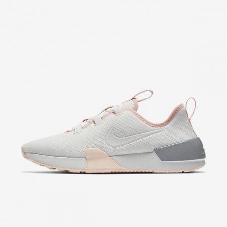 Nike WMNS Ashin Modern Run (Weiß / Grau) (AJ8799-101)