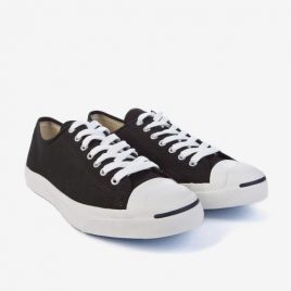 Converse Jack Purcell CP OX Black / White (AQ699 Black / White)