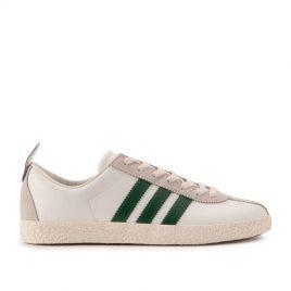 adidas Spezial Trainer SPZL (Weiß / Grün / Gold Metallic) (BA7877)