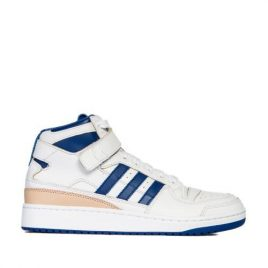 Adidas Originals Forum Mid White/Blue (BY4412)