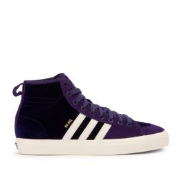 adidas Matchcourt High RX2 (Dunkellila) (CQ1119)