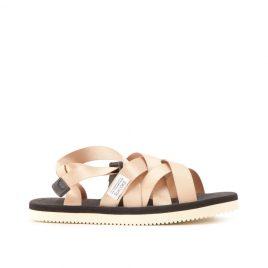 Suicoke Sandals SAMA (Beige) (SNKSOG083026N)