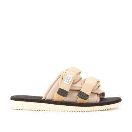 Suicoke Sandals (Beige) (SNSK056026)