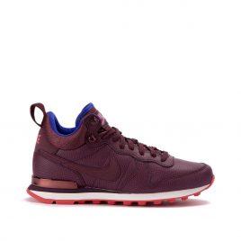 Nike WMNS Internationalist Mid Leather (Maroon) (859549-600)