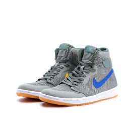 Jordan Boys' Air Jordan 1 Retro High Flyknit (GS) (919702-333)
