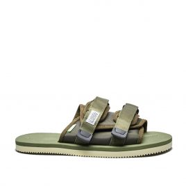 Suicoke Sandals Moto-Cap (Olive) (OG-056-MOTO-CAB-001)