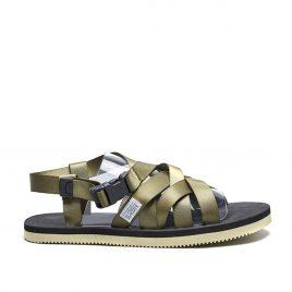 Suicoke Sandals SAMA (Olive) (OG-083-SAMA-004)