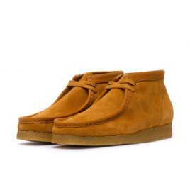 Clarks Originals Wallabee Boot (WallabeeBoot_ORANGE)