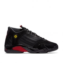 "Air Jordan XIV Retro ""Last Shot"" GS (Schwarz / Rot) (487524-003)"