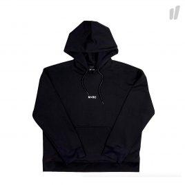 M+RC Noir No Basic Logo Hoodie (90010)
