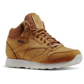 Reebok Кроссовки Classic Leather Mid Goretex Reebok (AQ9851)