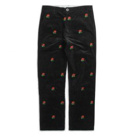 Butter Goods Rose Corduroy Pants (RoseCorduroy_Black)