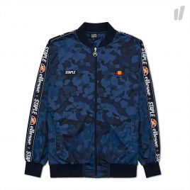 ellesse Times Tracktop ( SHX05110 / All Over Print )