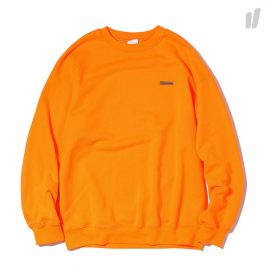 thisisneverthat Rubber Logo Crewneck (TN18SSW004ORM)