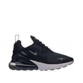 Nike Air Max 270 Knit Jacquard GS (Schwarz / Grau) (AR0301-008)