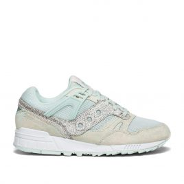 Saucony Grid SD Garden District (Blau / Weiß) (S70416-2)