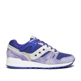 Saucony Grid SD Garden District (Lila / Weiß) (S70416-3)