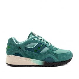 Saucony x Feature Shadow 6000 «Living Fossil» (Grün) (S70429-1)