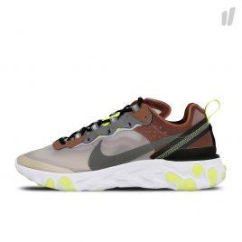 Nike React Element 87 (Braun / Grau) (AQ1090-002)