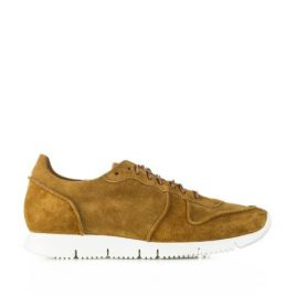Buttero B5910 Carrera Sneakers Suede Marraca (B5910GORH-UG-marraca)