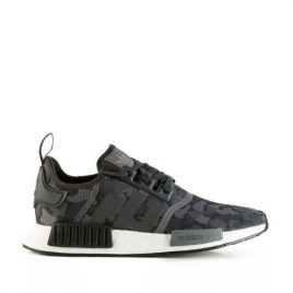 Adidas Originals NMD_R1 Camo Black/Grey (D96616)
