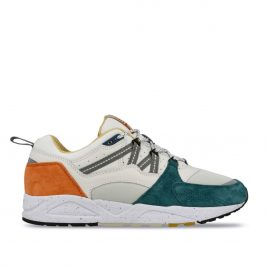 Karhu Fusion 2.0 »Track & Field Pack 2» (Beige / Orange / Grün) (F804036)